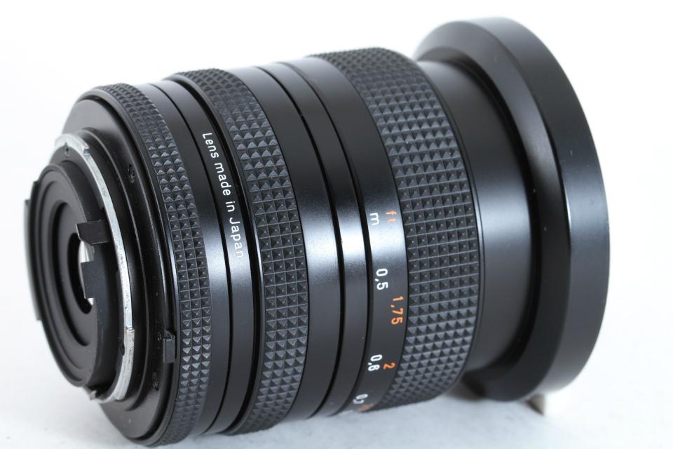 AR  ZEISS  CZ7A optische Linse Plankonvexlinse  Ø  19.5 mm  f  28.5 mm  HQO